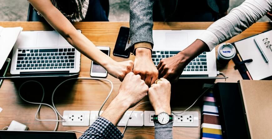 ارتباط موثر در تیم کاری