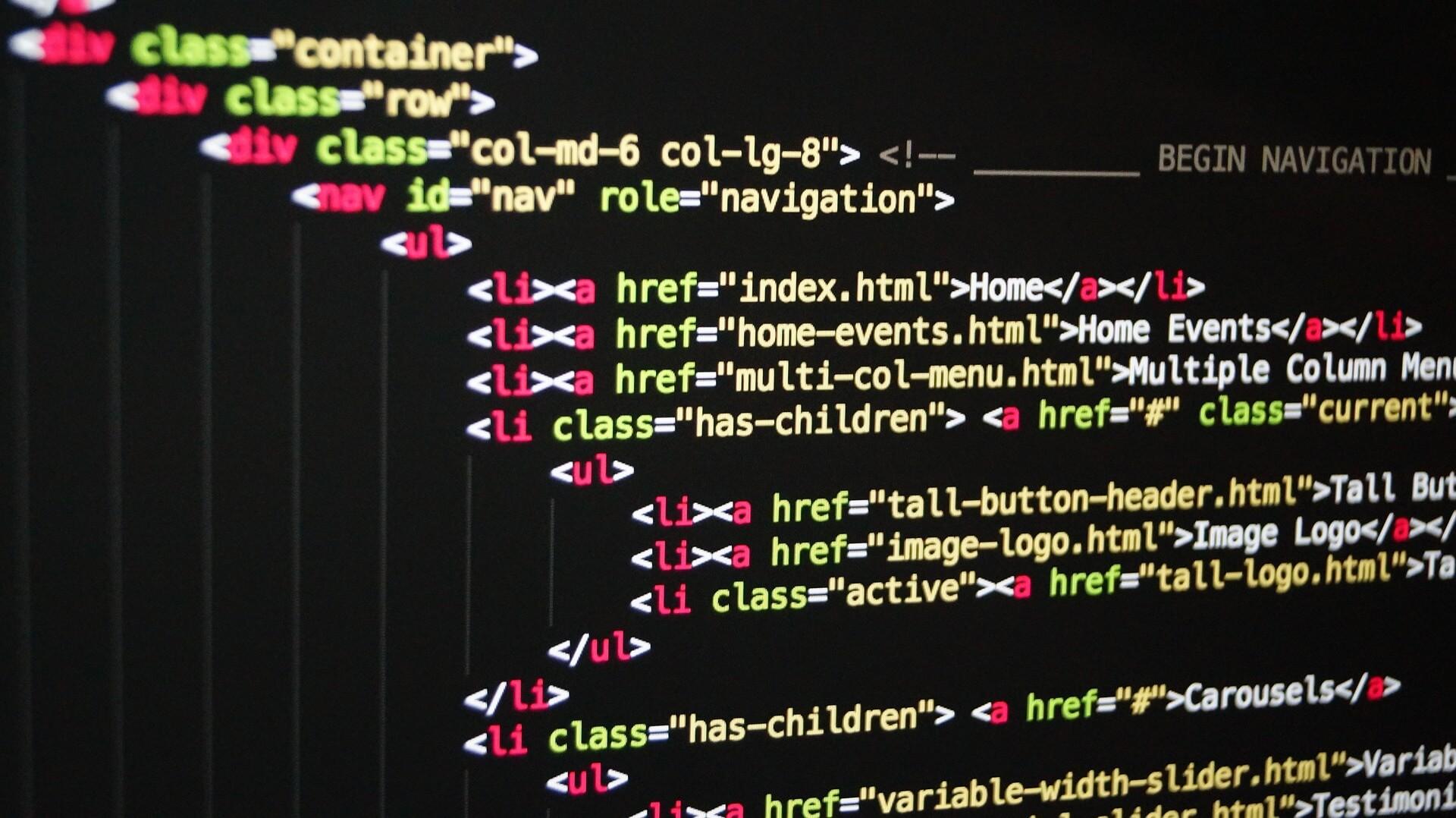 دوره اول آموزش کد نویسی طراحی سایت برای علاقمندان به کسب درآمد